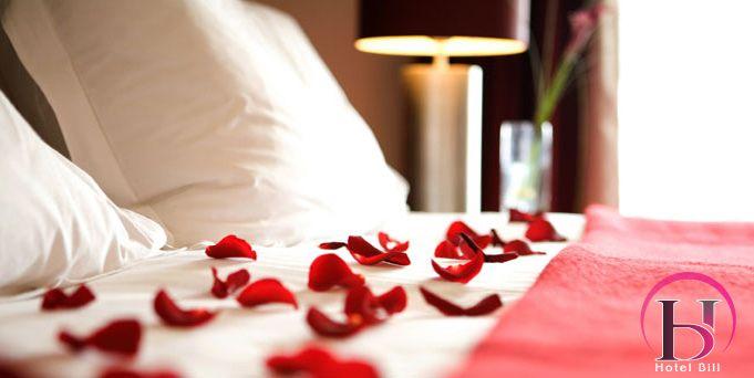 Η ημέρα των ερωτευμένων πλησιάζει και το Hotel Bill περιμένει να σας υποδεχτεί...
