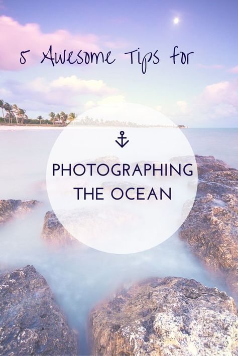 Coastlines, the beach, the ocean – they all present us travellers with a huge array of stunning possibilities. But as beautiful as the ocean can be, it can also be difficult to capture it. Here are a few tips that will get you started with seascape photography! worldmeetsgirl.com/