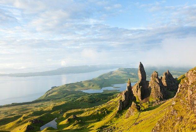 Skye, Scotland: National Geographic