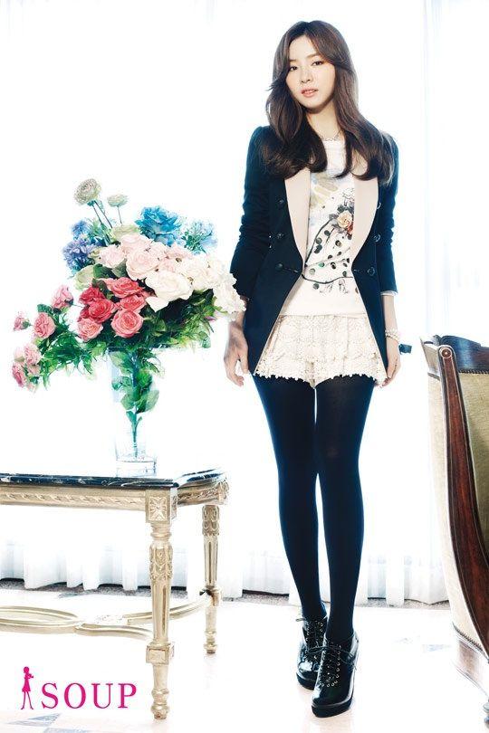 Shin Se Kyung 신세경 😊