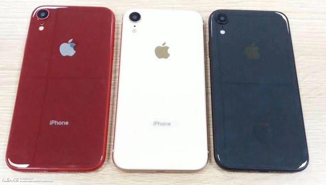تسريب صور آيفون أكس سي Iphone Xc قبل أيام من عرضه رسميا Iphone Iphone Leak Iphone 9