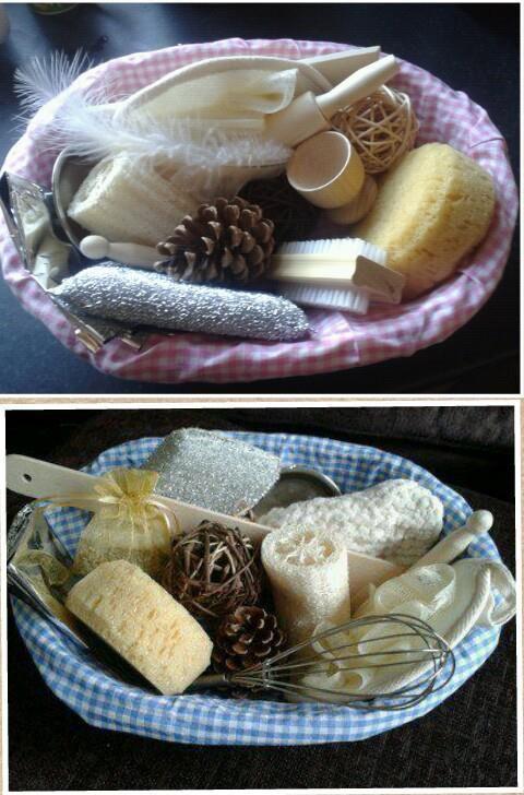 Treasure Baskets by Baileyboo