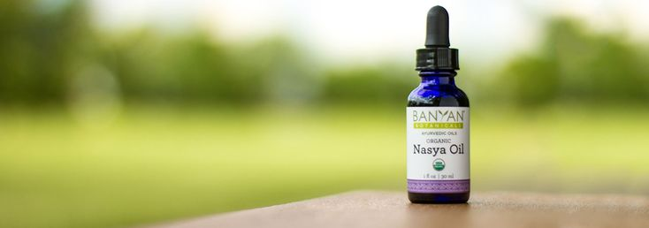 Why Nasya Oil is a Must in Your Daily Routine!   Banyan Botanicals