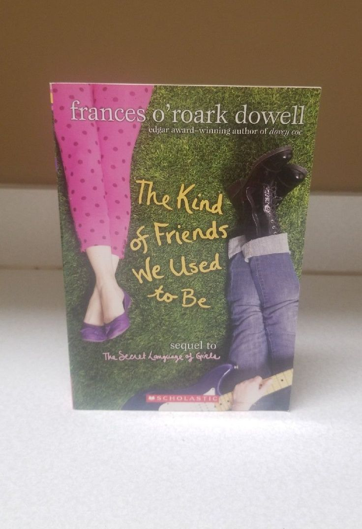 The Kind Of Friends We Used To Be Book In Paperback Excellent