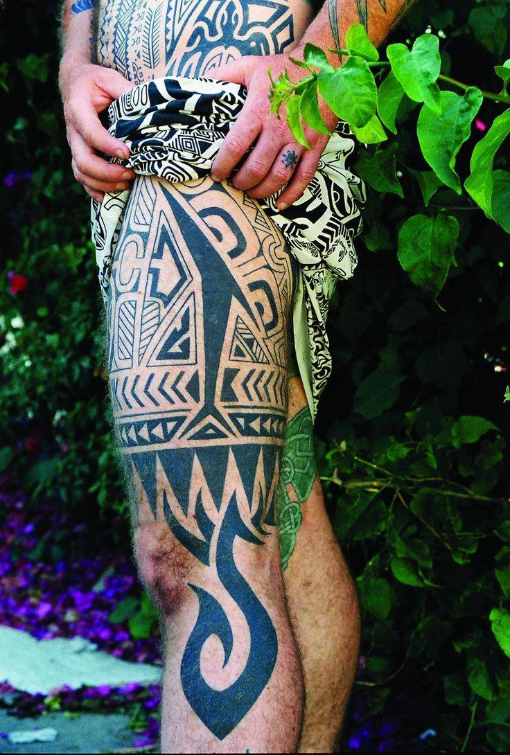 From taboo to timeless: Tribal tattoo artist Leo Zulueta makes waves ...