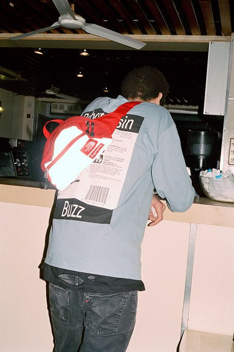 """Supreme x The North Face 2013 Spring/Summer Lookbook"""