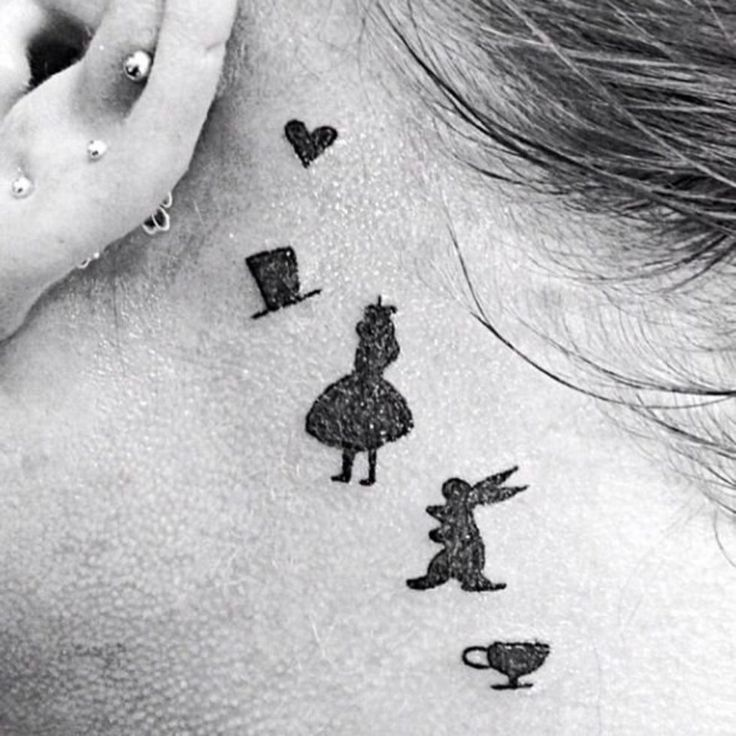 Beautiful and subtle literary tattoos to reference your favourite ...