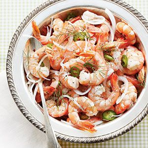 Pickled Shrimp with Fennel | MyRecipes.com