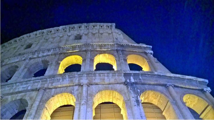 Colosseum ja Circus Maximus