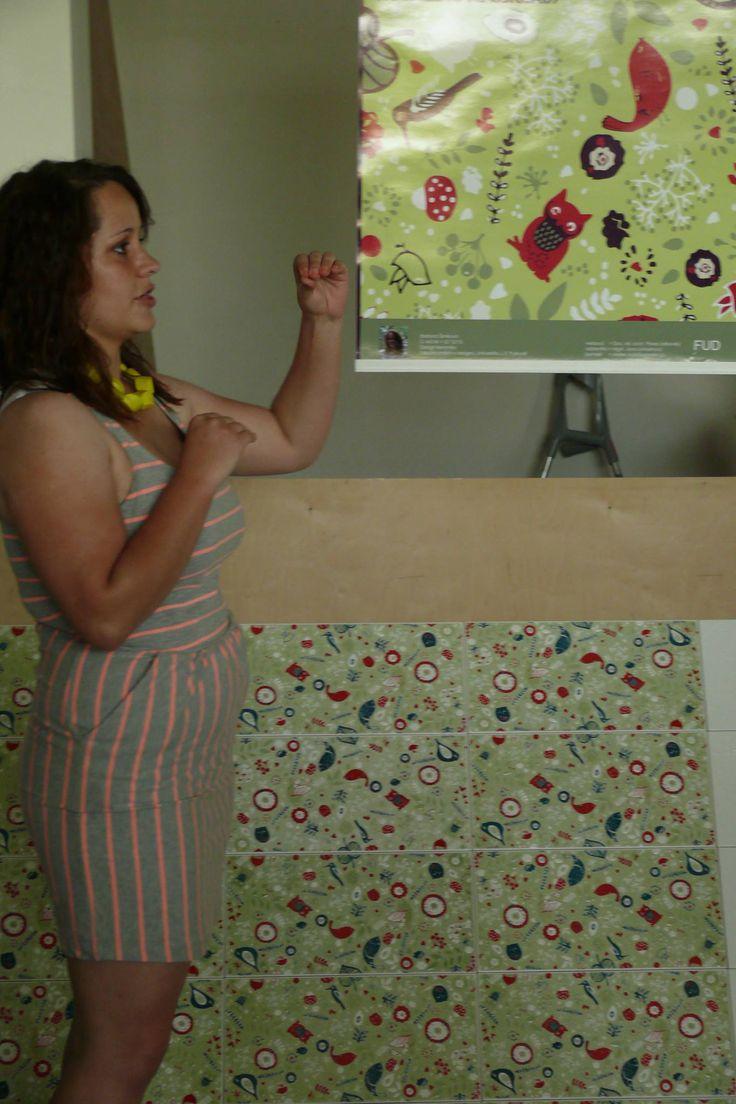 Obhajoba obklady POULI    #národnícenazastudentskýdesign #koupelnovýobklad #tile #bathroom #BarboraŠimková #keramika #porcelán #ceramic #porcelain #design #czech      Barbora Šimková http://barborasimkova.tumblr.com simkova24@gmail.com https://cz.pinterest.com/simkova24/my-works/