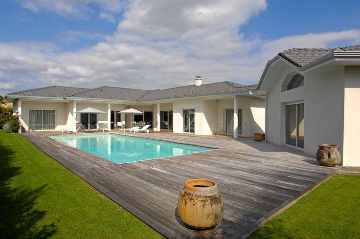 95 best maison images on Pinterest Homes, Architecture and - residence vacances arcachon avec piscine