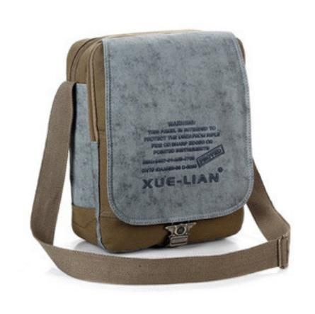The new canvas shoulder bag aslant bag fashion leisure sports letters to restore ancient ways bag free shipping-in Shoulder Bags from Luggage & Bags on Aliexpress.com | Alibaba Group