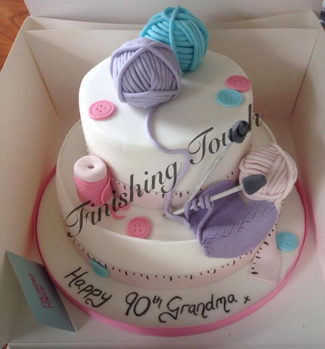 Knitting Cake Ideas : Best images about cake knitting on pinterest yarns