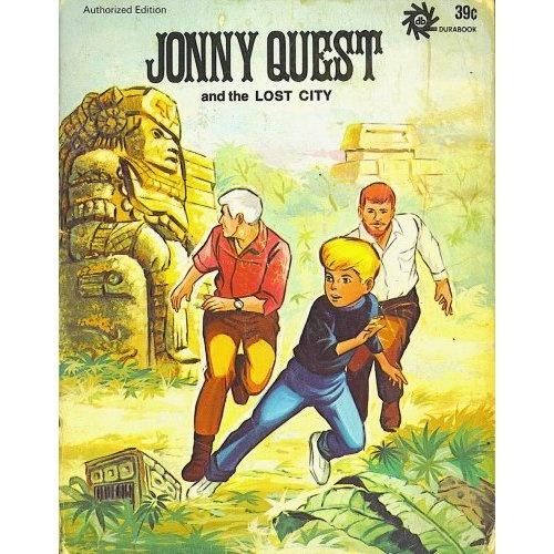 jonny quest gold key comic