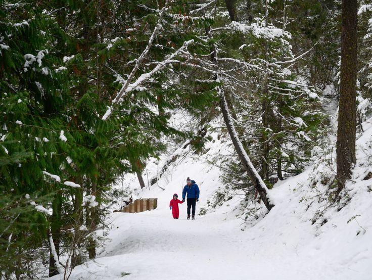 Hiking Mill Creek Regional Park - Kelowna, BC.