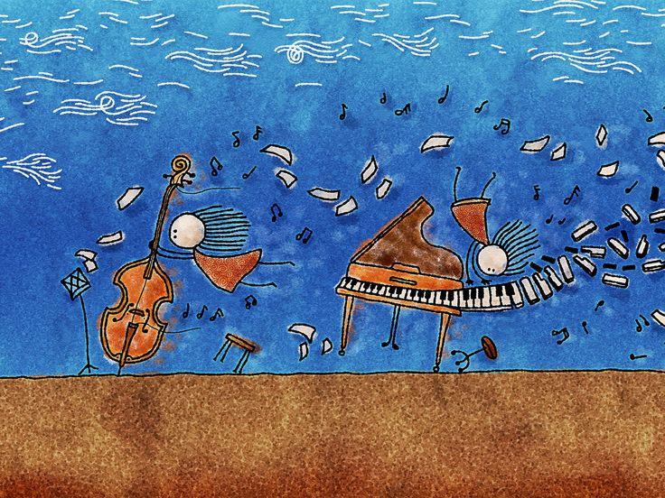 La música clásica está llena de historias, de leyendas que nos trasladan a otros mundos y tiempos. Hoy os propongo un viaje guiado por SEIS obras en las que EL MAR es el protagonista.