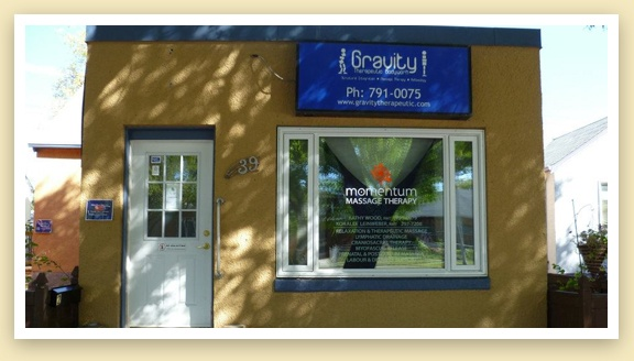 Momentum Massage Therapy - Winnipeg