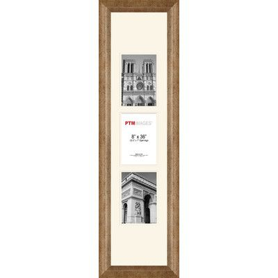 Mercury Row Photo Collage Picture Frame Size: 4 x 6, Frame Finish: Champagne