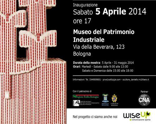 Scultura e Impresa 2014 #mostra #arte #Bologna http://www.wiseup.it/scultura-e-impresa-2014