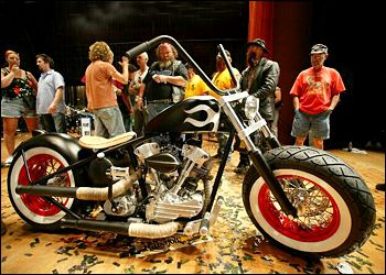 Discovery Channel :: World Biker Build-Off: Photo Gallery ...