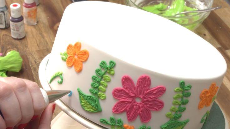 MAD PIPING SKILLS - Amazing Cake Decorating Compilation - CAKE STYLE - YouTube