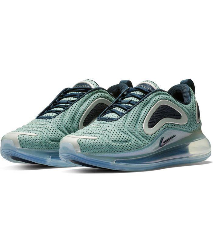 Online Nike Air Max 720 KPU Black Jade Men's Casual Shoes