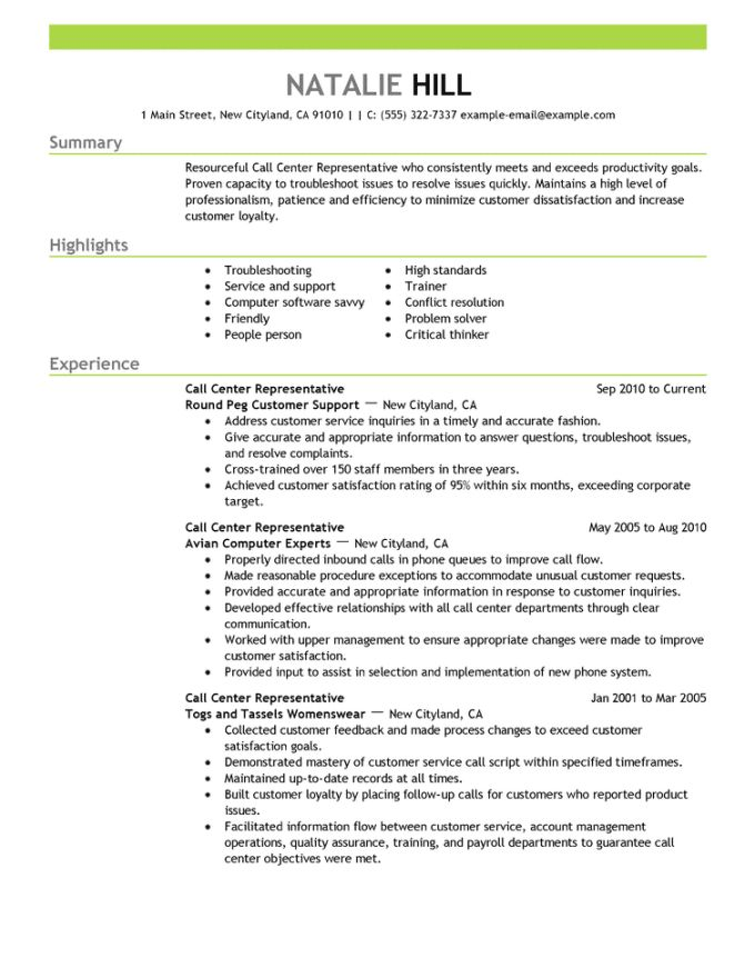 The 25+ best Simple resume examples ideas on Pinterest Simple - circular clerk sample resume