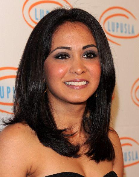 Parminder Nagra Hair
