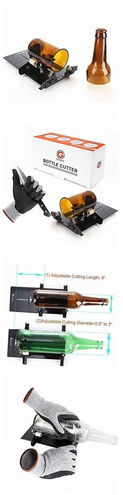 Glass Cutters 116643: Glass Bottle Cutter Etcher Cut Resistant Gloves Kit, Bottle Cutter Machine Wine -> BUY IT NOW ONLY: $41.69 on eBay!