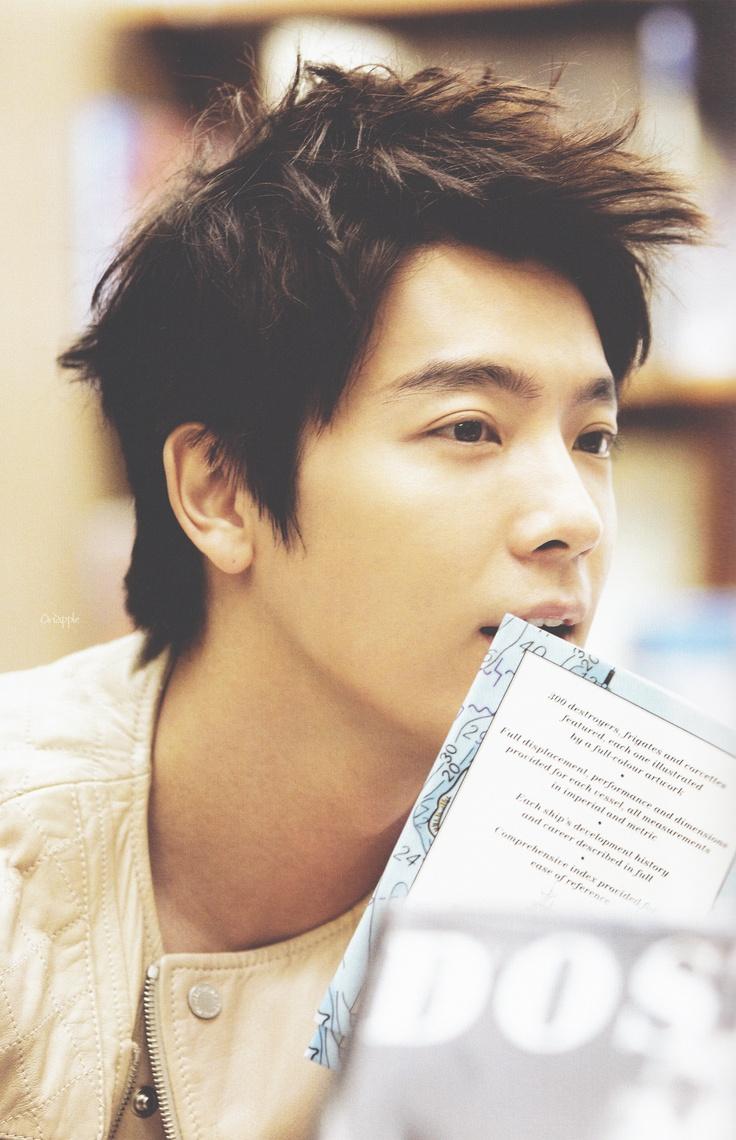 Donghae -Handsome Boy-