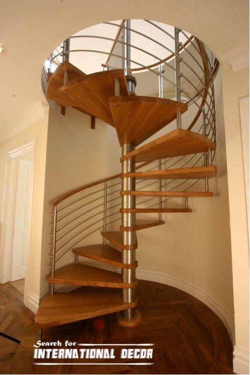 Best Spiral Staircase To The Second Floor Ev Planları Mimari 400 x 300