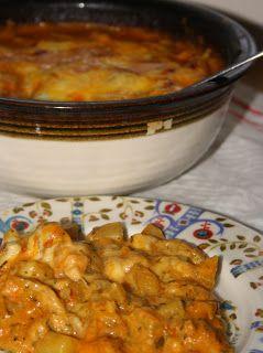 Ruokasurffausta: Arjen helppo broileri-perunavuoka