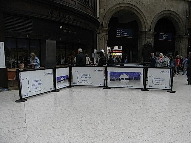 Scotrail - Glasgow Central Station