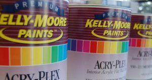 Free sample of Kelly-Moore paint
