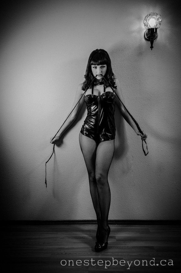 Betty Page Redux by Chris TT on 500px