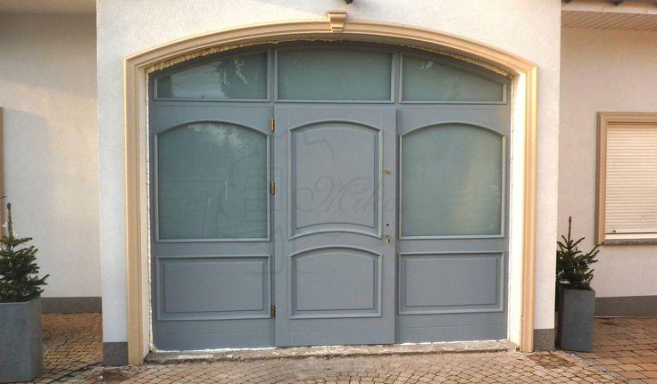 Drzwi wejściowe łukowe
