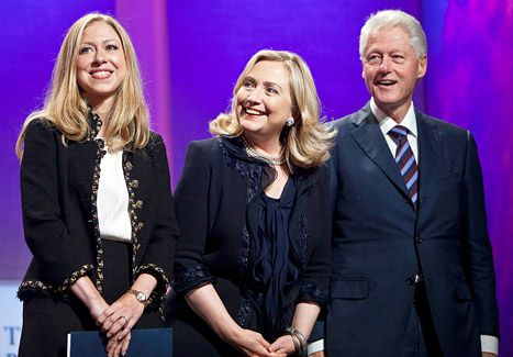 "Chelsea Clinton: Bill, Hillary Give Me ""Unapologetic Pressure"" For ..."
