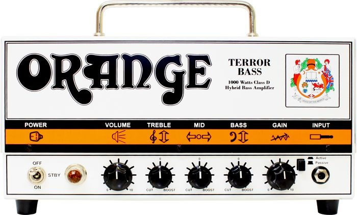 Orange AmplifiersTerror Bass 1000 Watt Bass Tube Amp Head