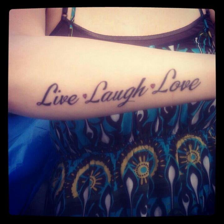 live laugh love 3d - photo #37