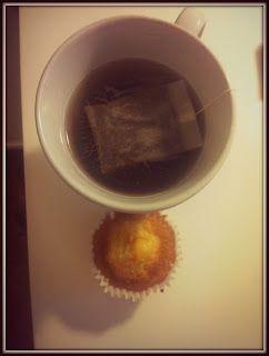 Té y magdalena