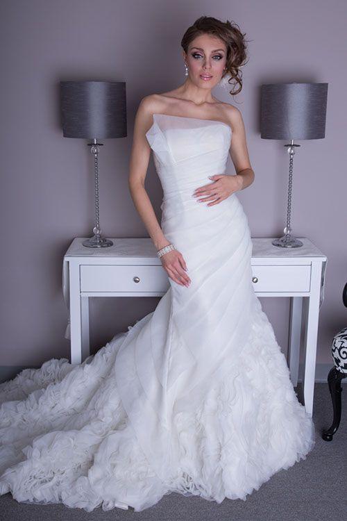 Angel Rivera - Vivian. Available at Bridal Reflections.