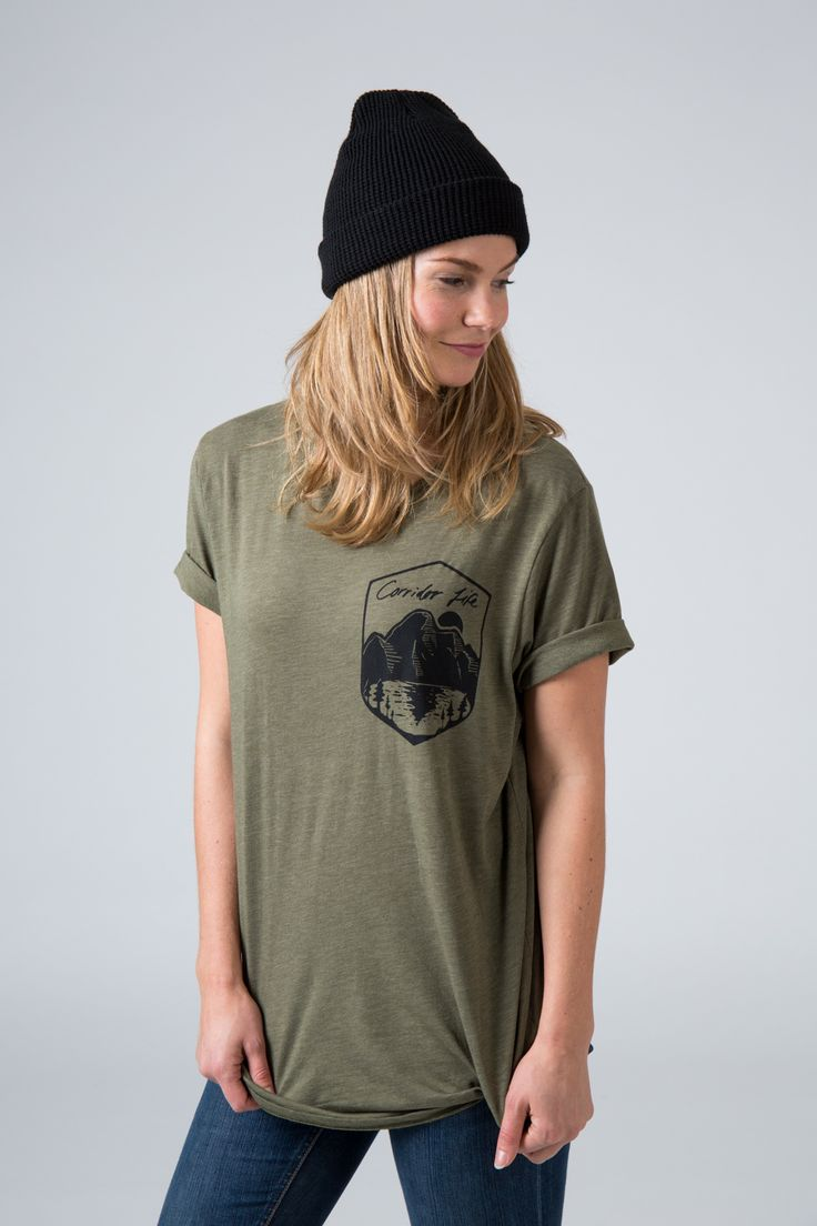 The Anderson Tee is our favourite for versatility, layering and comfort. Perfect for any occasion.