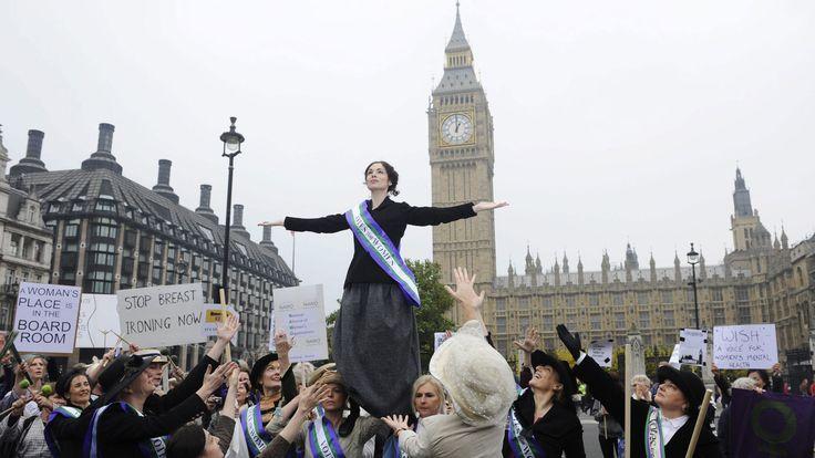 La lucha de las sufragistas logró el voto femenino hace 100 años, Noticias 24 horas online, completo y gratis en A la Carta. Todos los informativos online de Noticias 24 horas en RTVE.es A la Carta