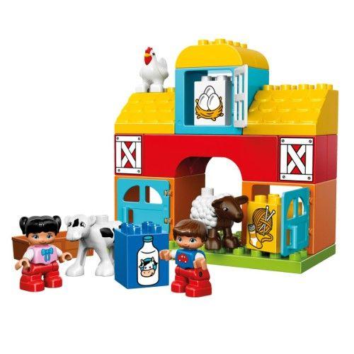 10617 Ma première ferme LEGO Duplo Lego