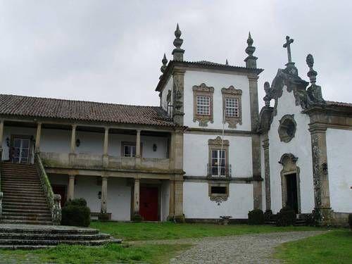 Casa de Bertiandos Ponte de Lima