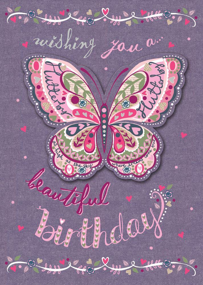 wishing you a beautiful birthday      tjn