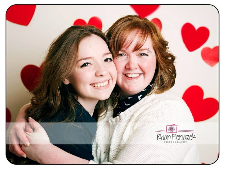 Valentine Sisters. Rhian Pieniazek Photography 2014.