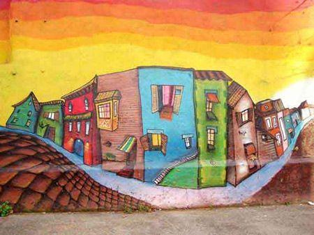 Chilean street art
