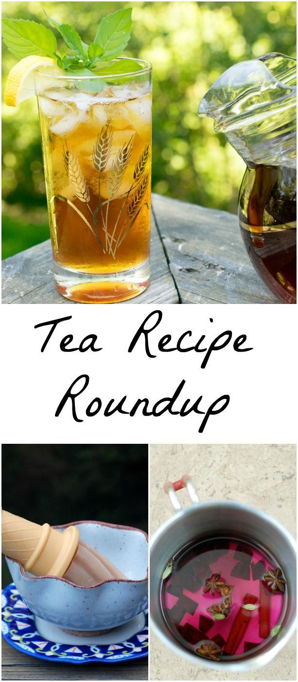 Celebrate National Iced Tea Day with some of my fav vegan recipes like chai, Thai iced tea & more!