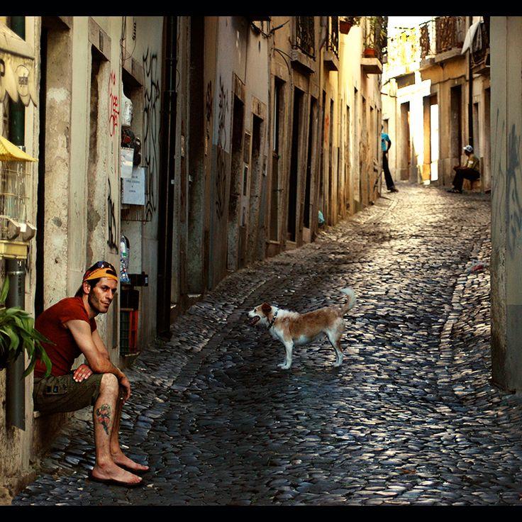Rezonland: Portugalia. Lizbona po raz trzeci...